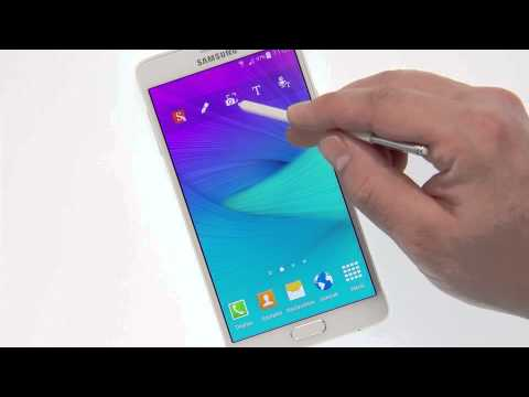 Samsung GALAXY Note 4   S Note Widget