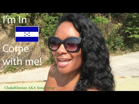 Travel by Yourself! I'm in Honduras (AGAIN)! Come follow me around