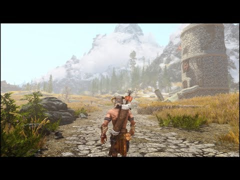 How to Make Skyrim Look Next-Gen: TES 5: Top Graphic/Visual Mods (2017)