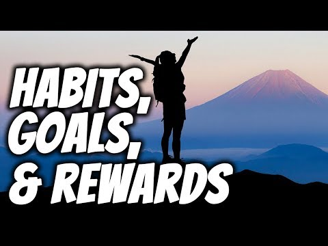 Language Learning HABITS, GOALS, & REWARDS | Learn English Faster