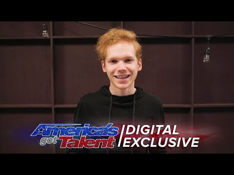 Chase, Sara, and Colin Share Advice For Season 13 - America's Got Talent 2017