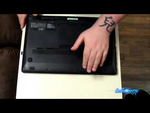 How To Replace Memory In A Lenovo G505S Laptop The Correct Way