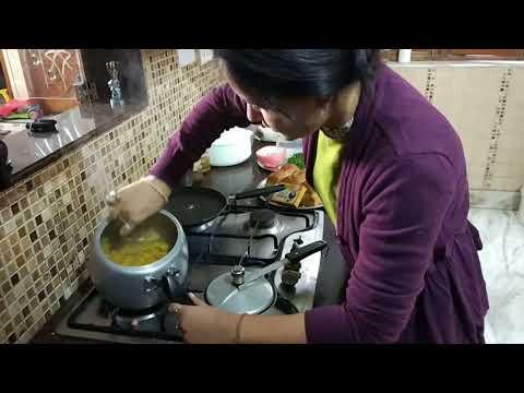 Indian Kids favourite breakfast routine 2017 / what I prepare in  break fast & lunch