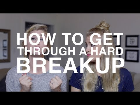 How to Get Through a Hard Breakup