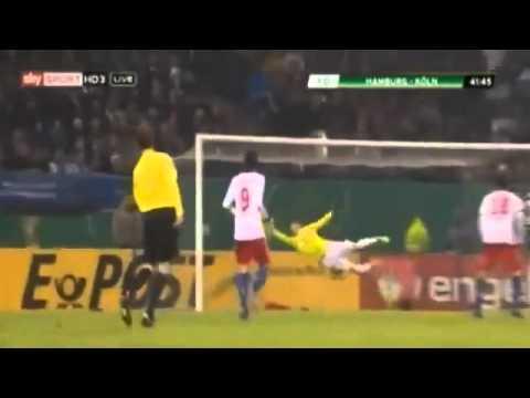 Maximilian Beister Traumtor | DFB-Pokal | HSV - Köln 2:1