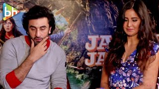 Ranbir Kapoor & Katrina Kaif REVEAL Questions That They Are Tired Of Answering | Jagga Jasoos