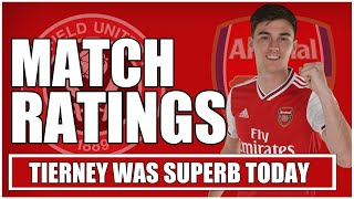 ARSENAL PLAYER RATINGS | MAITLAND-NILES HAS TO START THE NEXT GAME NOW!