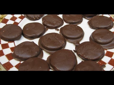 Candy ( Peppermint Patties,Home Made) / Cheryls Home Cooking