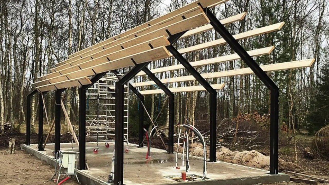 Barnhousecabin Cabin design and build
