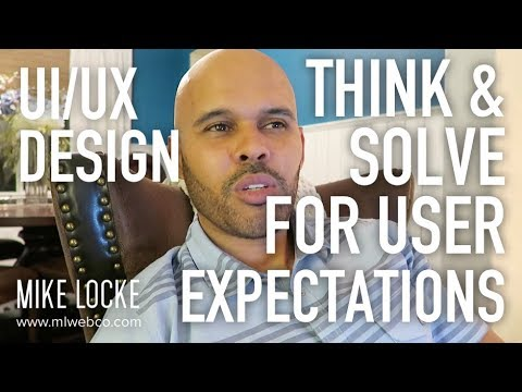 Think and Solve for 'User Expectations' - UI/UX Design Nugget