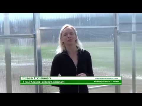 Greenhouse Humidity Control In Winter - Rimol Greenhouse Systems