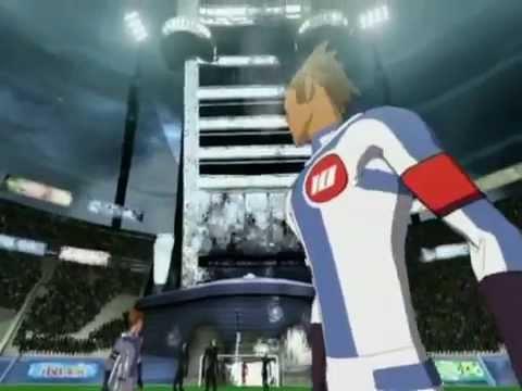 Galactik Football Season1 episode 1 - The Comeback
