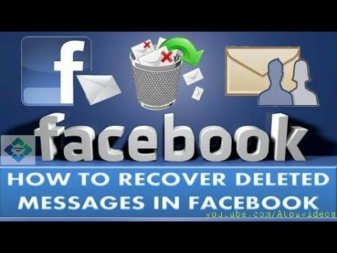How to Recovery Facebook  Deleted message & Photos | Comments Q&A | Ep - 04