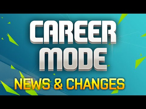 FIFA 16 Career Mode - News & Changes