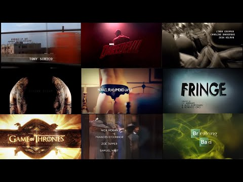Title Sequences - How To Make Your Own Title Sequence &  The Theory Behind Them