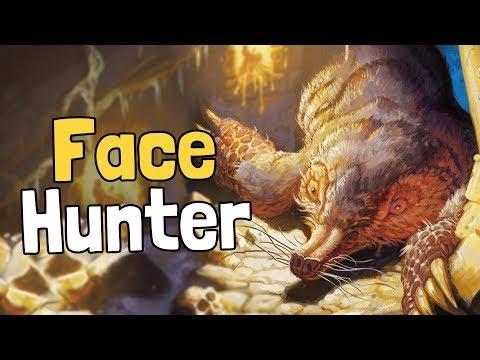 Face Hunter by Reynad Deck Spotlight - Hearthstone