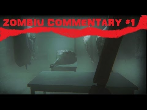 ZombiU Gameplay & Review