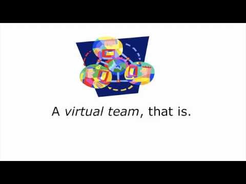 How To Work From Anywhere - Build Your Virtual Dream Team