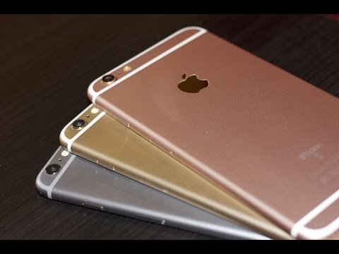 iPhone 6s A9 processor check