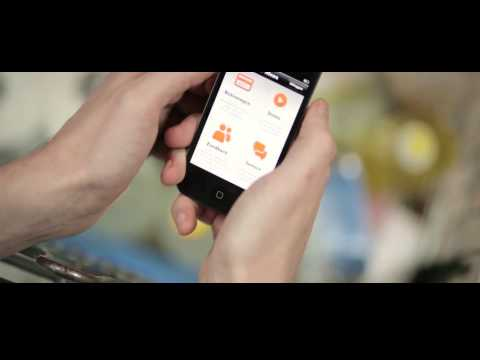 Smart phone application for ING Bank