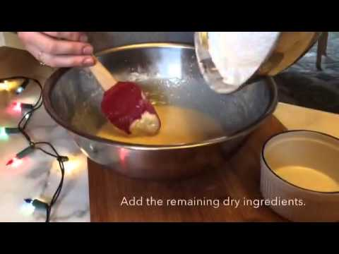 Cupcake Pudding