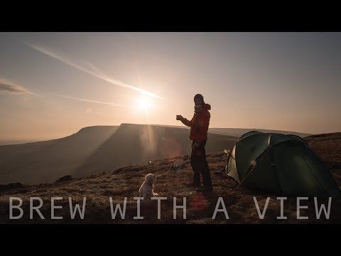 Wild Camping & Landscape Photography - Brecon Beacons, South Wales