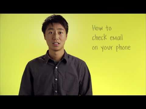 How to check email on your phone