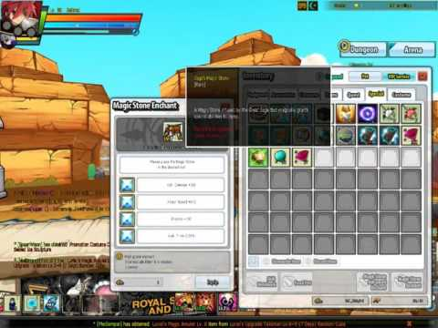 Elsword NA - 2015 Socketing Glitch