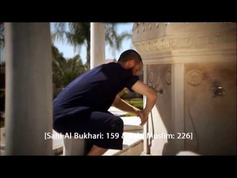 How to make Wudu like the Prophet (saws)