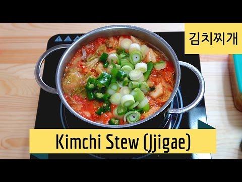 How to make Kimchi Stew (Kimchi Jjigae)