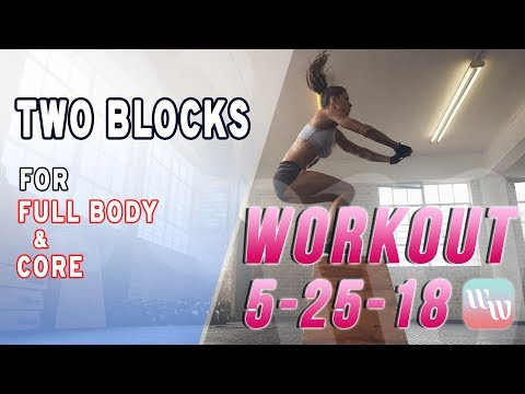 Workout 5-25-18
