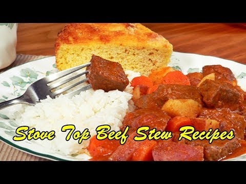 Stove Top Beef Stew Recipes