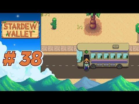 Stardew Valley :: Ep 38 - The Calico Desert!