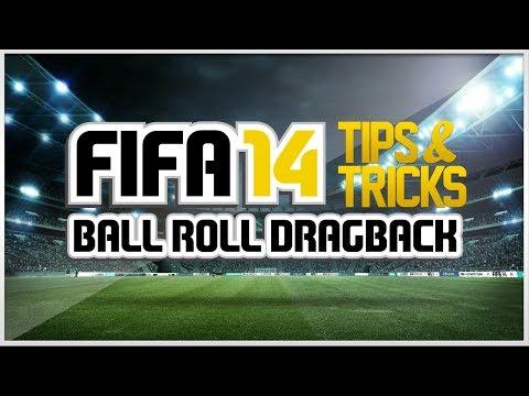 FIFA 14 Tips & Tricks - ''Ball Roll Drag Back'' Tutorial (Xbox One & PS4)