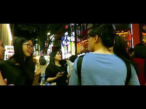 My Travel Diary : Some Night In Seoul Korea // Gangnam // Myeongdong // Dongdaemun