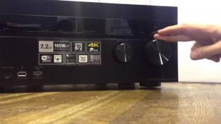 Sony STR-DN1040 - Knob Feel Review