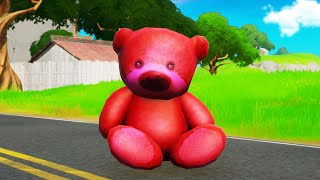 the MYTHIC BEAR in fortnite