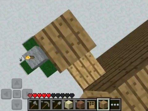 Minecraft pe lite multiplayer part 1