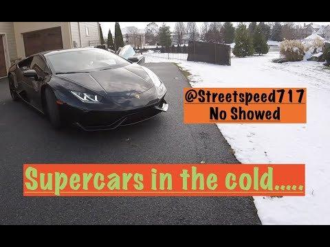 Streetspeed717 No Shows at Persist Theory Lamborghini Charity