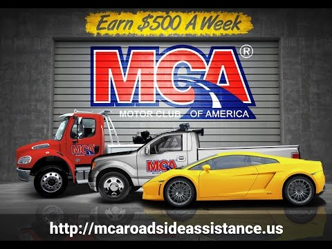 Make Money From Home AAA VS  MCA ROADSIDE ASSISTANCE