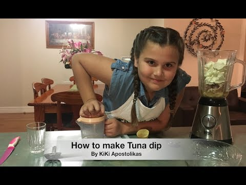 How to make Tuna Dip