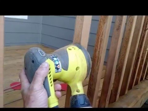 Deck stripping & refinishing Vancouver Wa