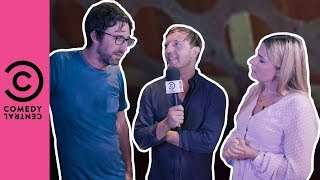 Andrew Maxwell & Mark Watson With Harriet Kemsley | Post Roast | Roast Battle