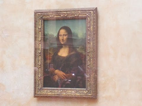 Xxx Mp4 Mona Lisa The Original Painting In Louvre Museum Paris 3gp Sex