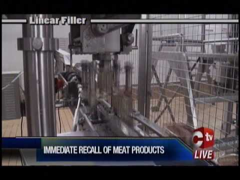 Immediate Recall of Processed Meat Products Originating from Brazil