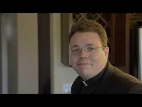 Invite a priest to dinner