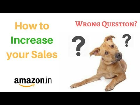 How to Increase your sales on Amazon | Hindi