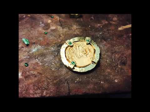 The Making of... Treasure Coin Pendant