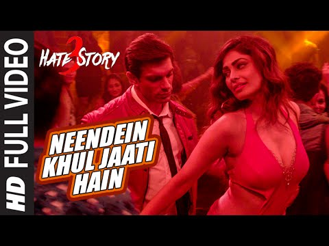 Xxx Mp4 NEENDEIN KHUL JAATI HAIN Full Video Song HATE STORY 3 SONGS 2015 Karan Singh Grover Mika Singh 3gp Sex