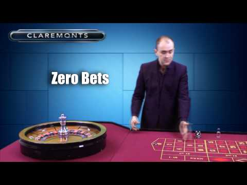 How to Play Roulette - Straight Up Bets & Zero Bets